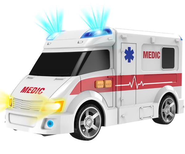 Silverlit ambulance se zvukem a světlem
