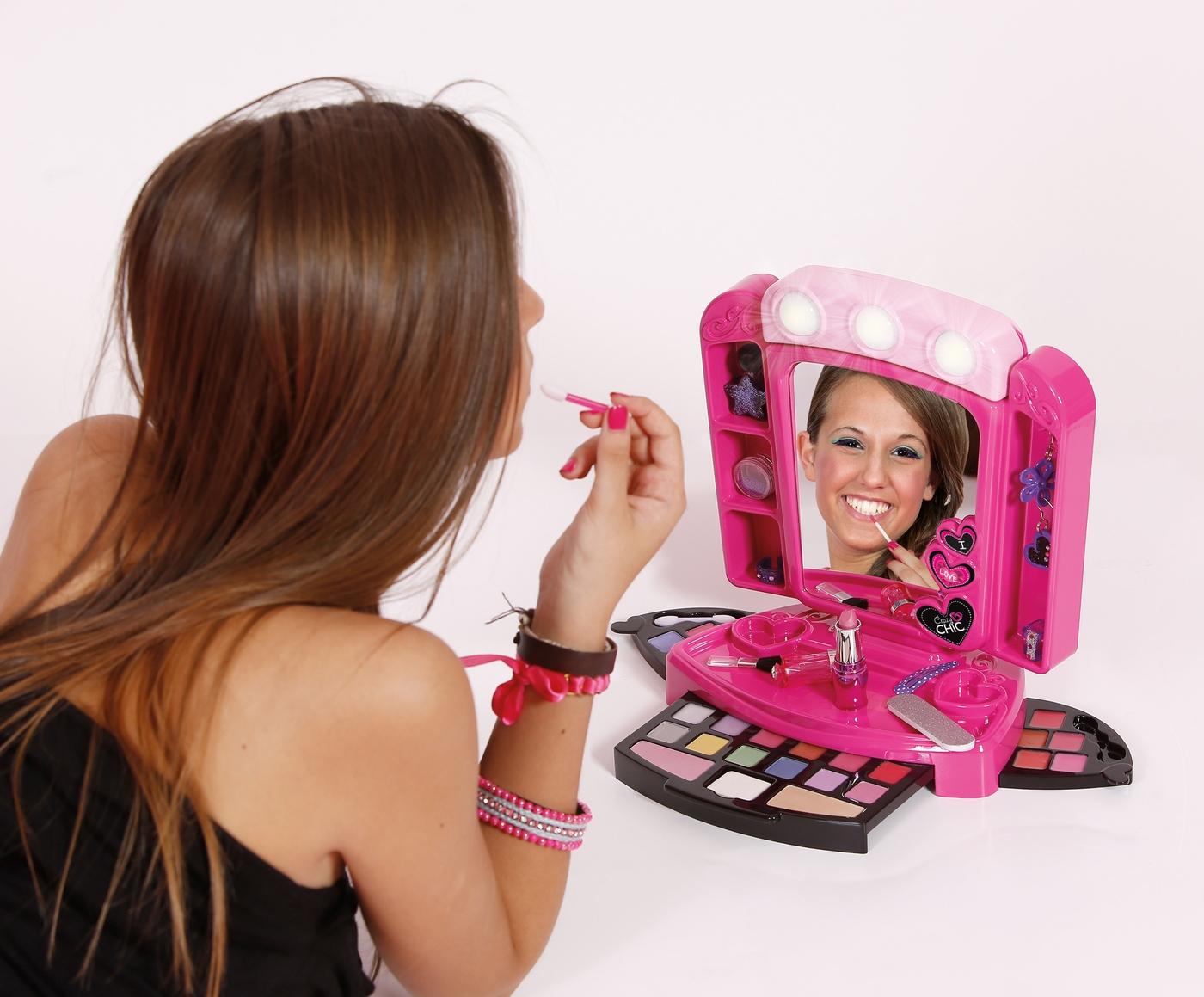 Crazy CHIC Make-up kufřík