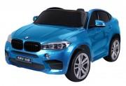 Elektrické autíčko BMW X6 M, 2 místné lakované