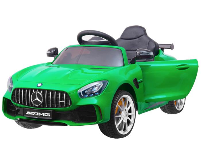 Dětské elektrické autíčko Mercedes AMG GT R