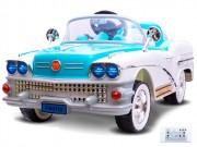 Dětský elektrický americký Cadillac