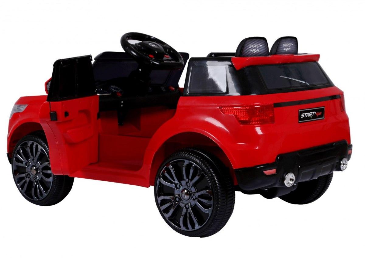 Elektrické autíčko Land Rapid Racer