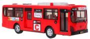 Velký hrací školní autobus