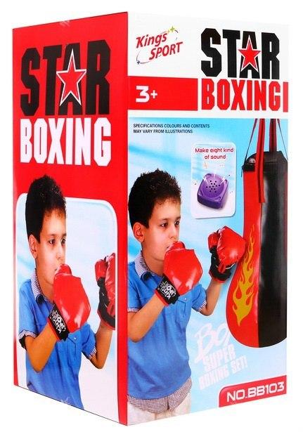 Dětský hrací boxovací pytel