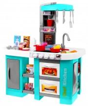 Doris Dětská kuchyňka s lednicí a tekoucí vodou