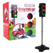 Interaktivní semafor