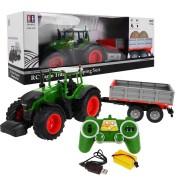 RC traktor s přívěsem 1:16
