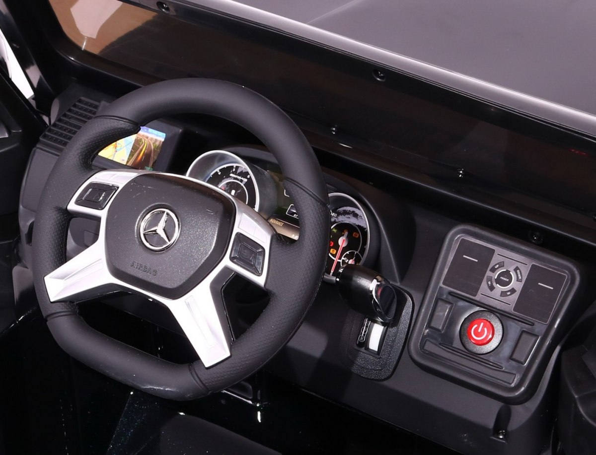 Dětské elektrické autíčko Mercedes G65, LAK