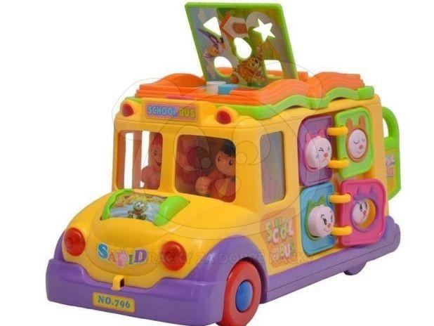Multifunkční interaktivní autobus