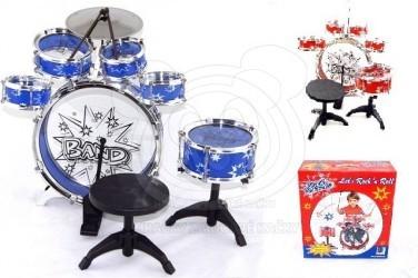 Dětská bicí souprava – bubny pro kluky