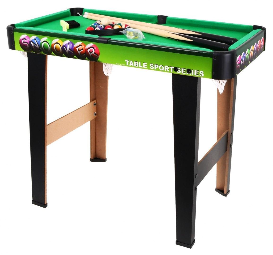 Dětský kulečníkový stůl