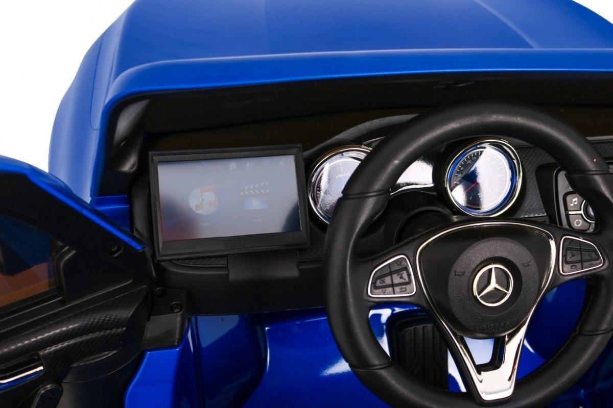 Dětské elektrické autíčko Mercedes Benz třídy X