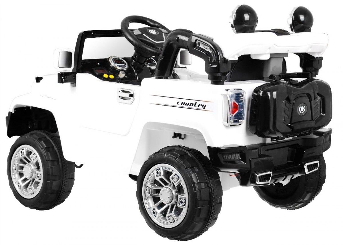 Elektrické autíčko Jeep JJ245