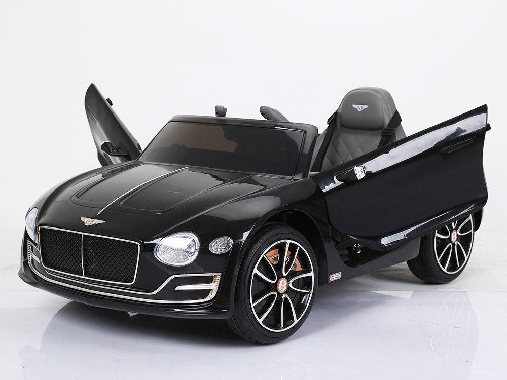 Dětské elektrické autíčko Bentley EXP12 - černé