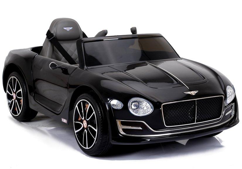 Dětské elektrické autíčko Bentley EXP12 - lakované černé