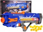 Poloautomatická pistole Blaze Storm + 12 nábojů