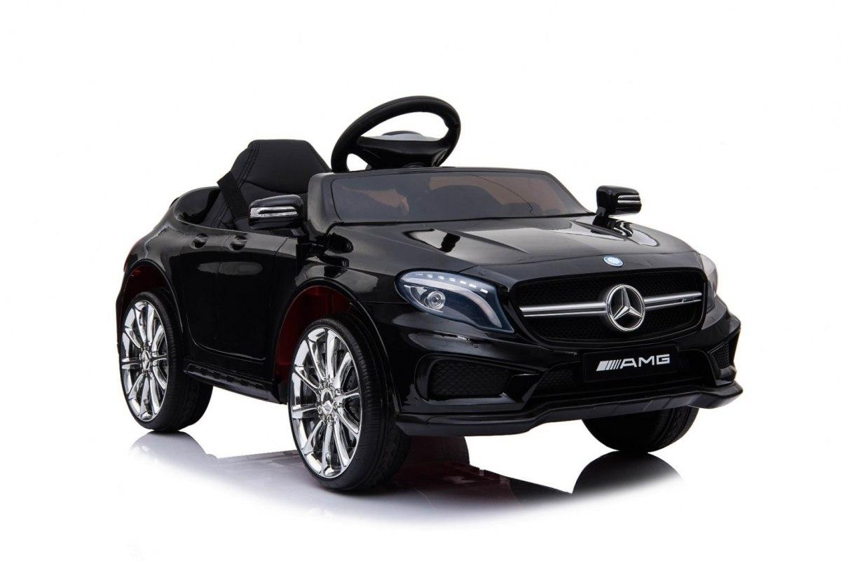 Elektrické autíčko Mercedes AMG GLA-45 - černé