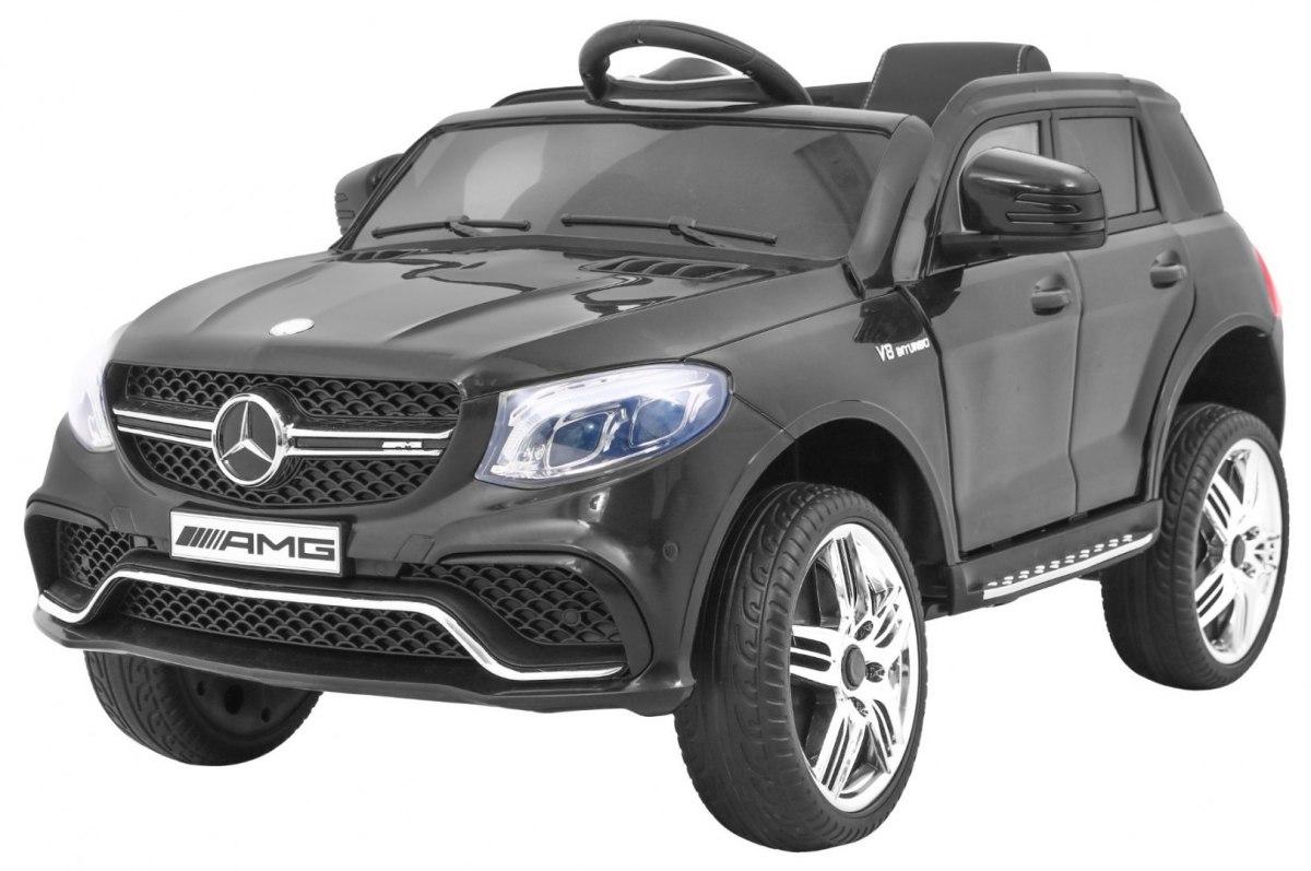 Elektrické autíčko Mercedes AMG GLE 63 - černé