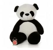 Velký medvěd XXL panda 160 cm