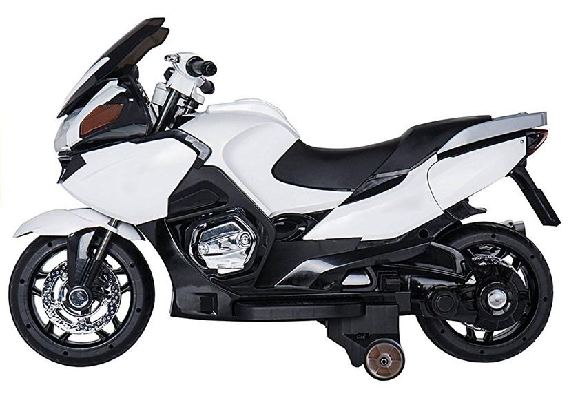 Elektrická cestovní motorka