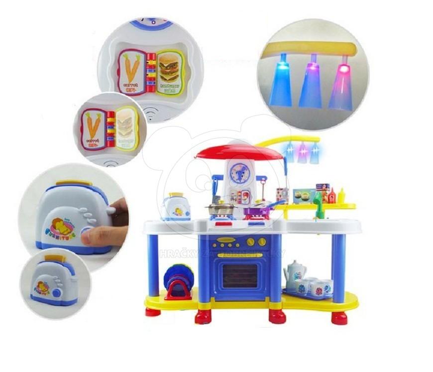 Kuchyňka s tekoucí vodou 6006A