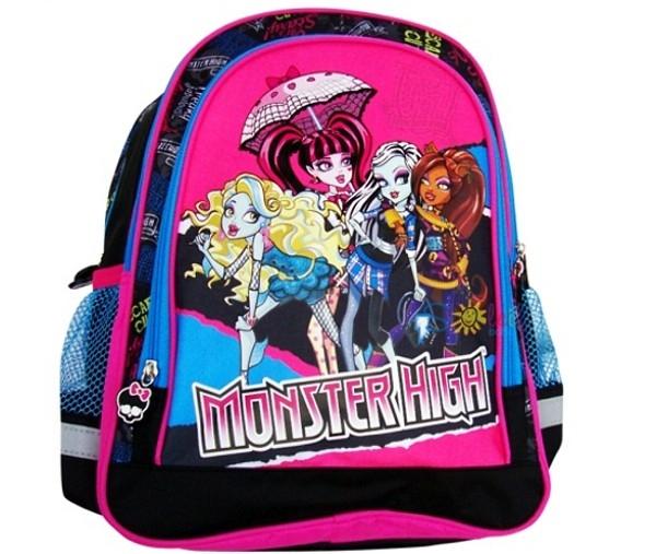 St.Majewski školní batoh Monster High 250583