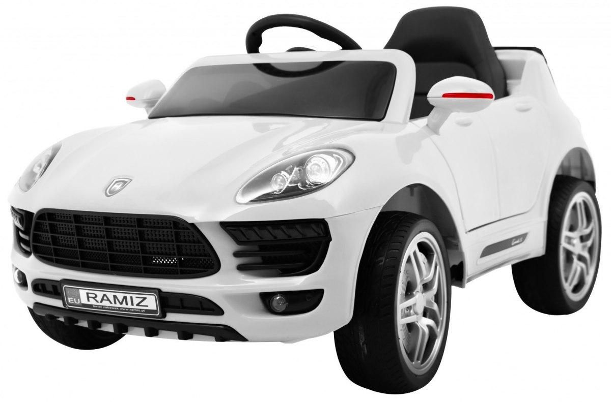 Elektrické autíčko Cornet-S, 2.4GHz - bílé