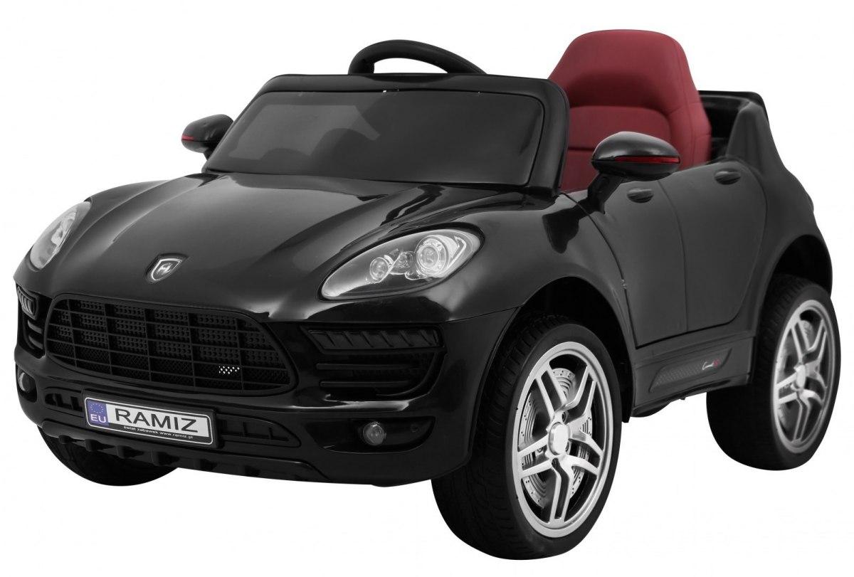 Elektrické autíčko Cornet-S, 2.4GHz - černé