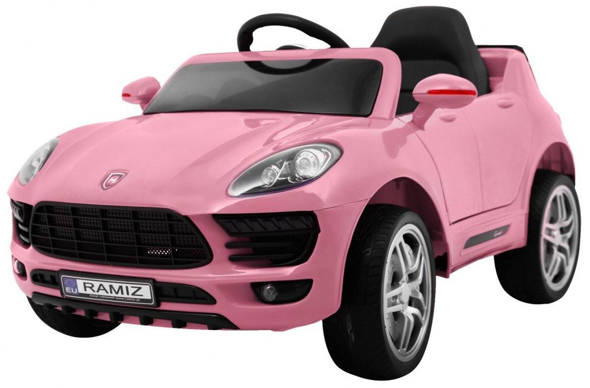 Elektrické autíčko Cornet-S, 2.4GHz - růžové