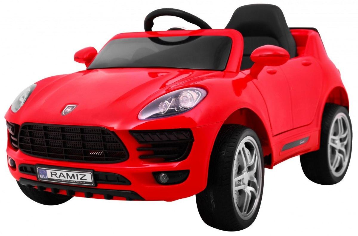 Elektrické autíčko Cornet-S, 2.4GHz - červené