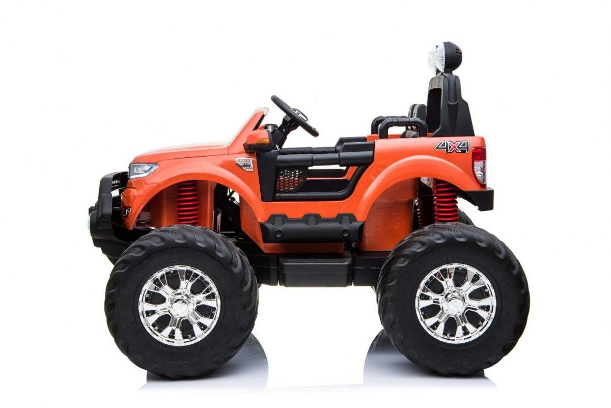 Elektrické autíčko Ford Ranger Monster Truck 4x4