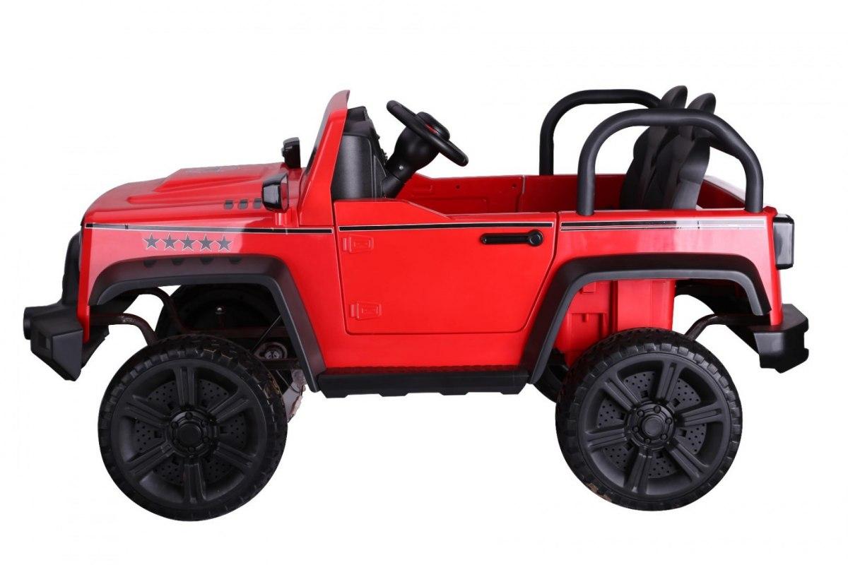 Elektrické autíčko Strong 4x4