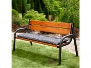 Sedák na lavici G001-07PB 150 x 49 x 6 cm PATIO