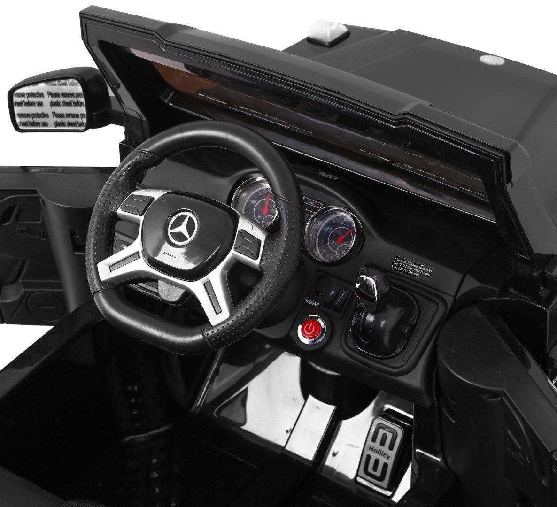 Elektrické autíčko Mercedes G63 6x6