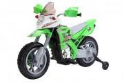 Dětská elektrická motorka Cross
