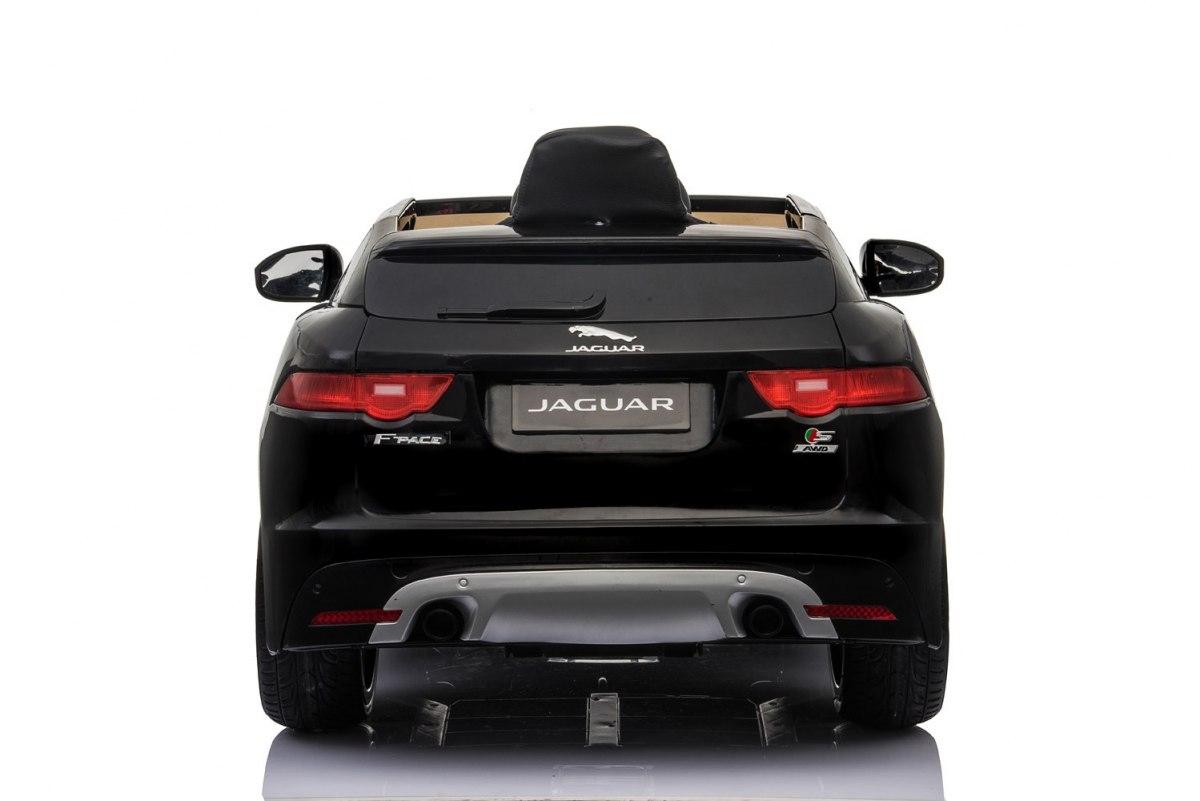 Elektrické autíčko Jaguar F-Pace