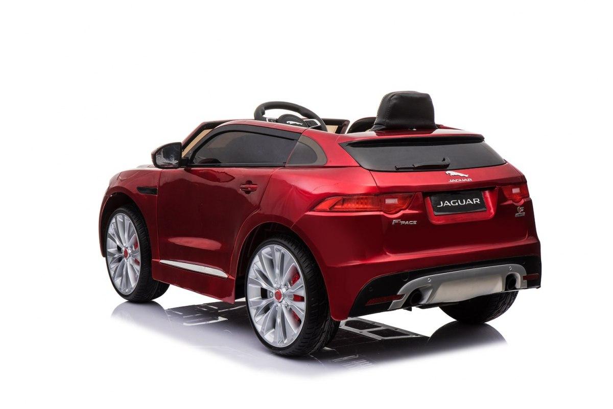 Elektrické autíčko Jaguar F-Pace lakované