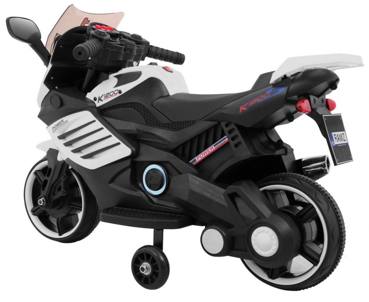 Dětská elektrická motorka SuperBike