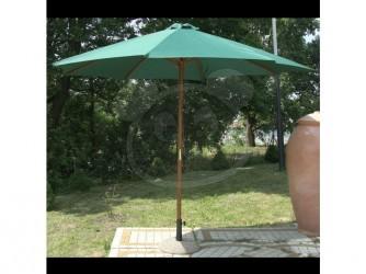 Zahradní slunečník Poly 3 m PATIO