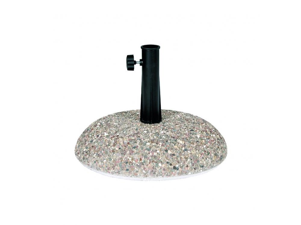 Podstavec slunečníku z betonové drti 25 kg PATIO