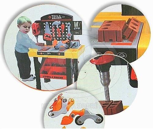Dětský pracovní stůl s příslušenstvím