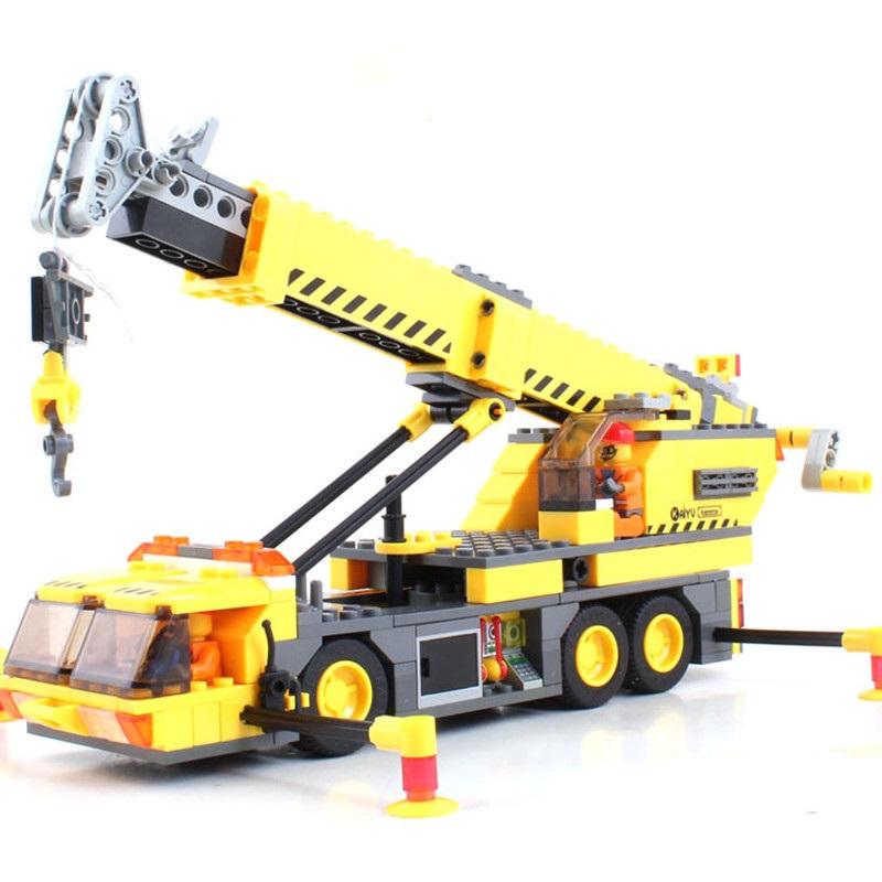 Stavebnice Autojeřáb