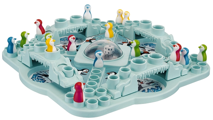 Hra Veselí tučňáci