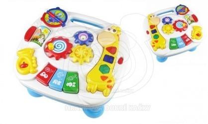 Dětský hrací stolek – žirafa