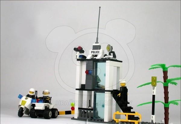 Stavebnice policejní komisařství