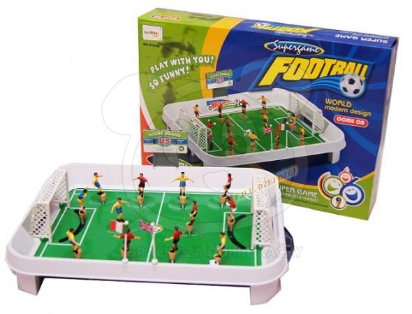 Dětský stolní fotbal - 49x36x6 cm