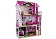 Dřevěný domeček pro panenky MAXI