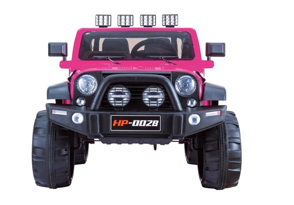 Dětské elektrické autíčko Jeep HP012
