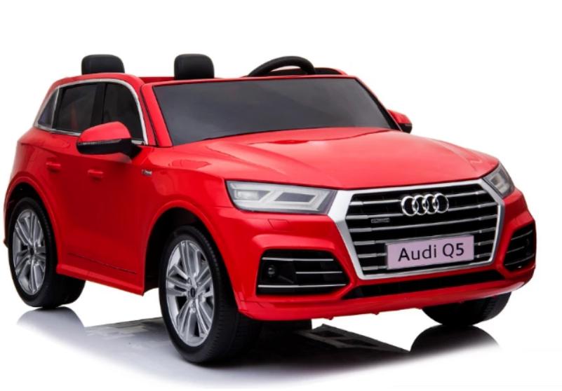 Elektrické autíčko Audi Q5, 2 místné