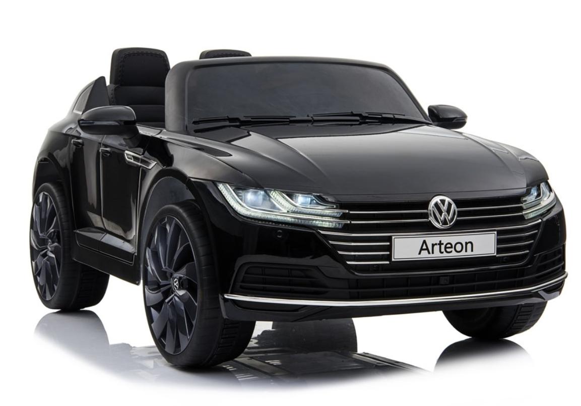 Elektrické autíčko VW Arteon, 2.4GHz - lakované černé